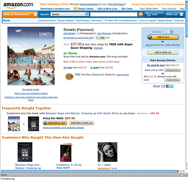 Amazon book marketing and sales